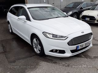 Ford Mondeo 2.0 132kW