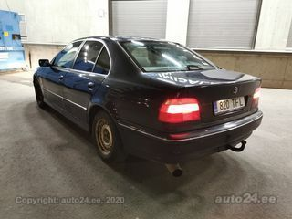 BMW 523 2.5 125kW