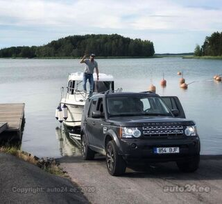 Land Rover Discovery 4 HSE 3.0 188kW