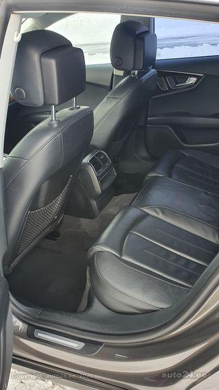 Audi A7 Sportback Quattro 2.8 V6 FSI 150kW