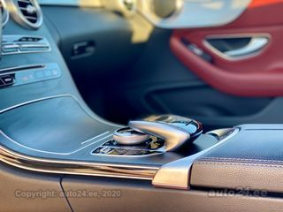 Mercedes-Benz C 180 AMG Line COUPE SUNROOF DYNAMIC SELECT 1.6 Turbocharged 115kW