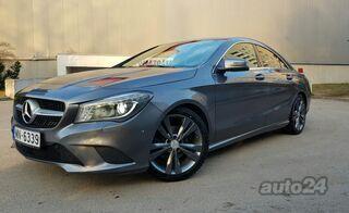 Mercedes-Benz CLA 180 1.5 80kW