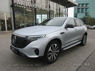 Mercedes-Benz EQC 400 4 Matic 1886 145kW