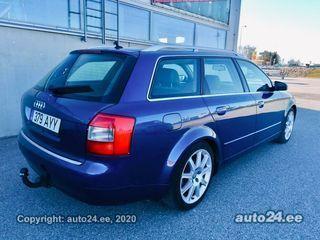 Audi A4 2.5 TDI 132kW