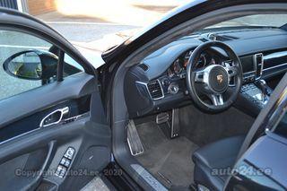 Porsche Panamera TURBO SPORT CHRONO 4.8 V8 382kW