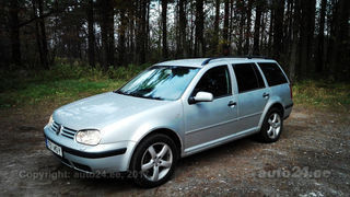 Volkswagen Golf Final edition 1.6 R4 77kW