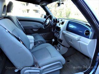 Chrysler PT Cruiser Kabriolett 2.4 105kW