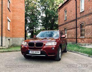 BMW X3 xDrive20i xLine 2.0 135kW