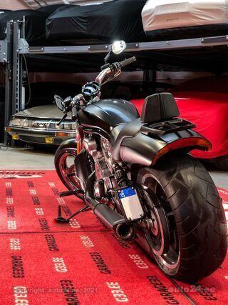 Harley-Davidson VRSCF V-Rod Muscle V2 89kW