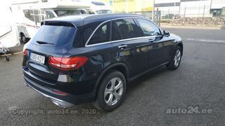 Mercedes-Benz GLC 300 2.0 r4 180kW