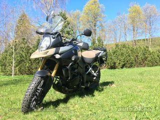 Suzuki V-Strom 1000 V2 74kW