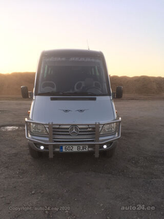 Mercedes-Benz Sprinter 616cdi Sunset 2.7 R5 115kW