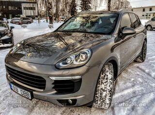 Porsche Cayenne Facelift 3.0 193kW