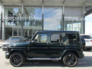 Mercedes-Benz G 500 4 Matic AMG/Distronic 4.0 V8 310kW