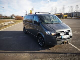 Volkswagen Transporter Long 2.0 132kW
