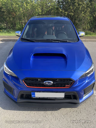 Subaru WRX STI GT - FINAL EDITION 2.5 221kW