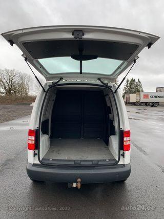 Volkswagen Caddy 1.6 75kW