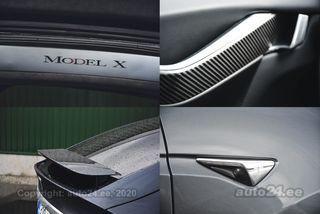 Tesla Model X 75D FSD 158kW