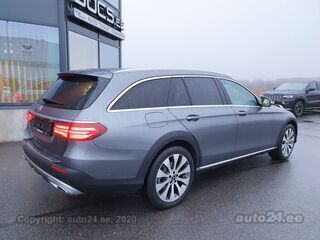 Mercedes-Benz E 220 Avantgarde 4 Matic All Terrain 2.0 143kW