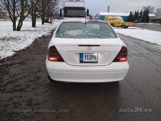 Mercedes-Benz C 200 2.1 85kW