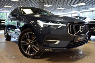Volvo XC60 AWD INSCRIPTION XENIUM SOLAR CAM INTELLI FULL 2.0 D4 MY2018 140kW