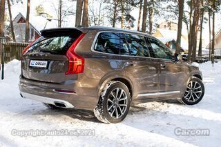 Volvo XC90 AWD Inscription Intelli SAFE PRO Xenium 2.0 D5 Polestar 177kW MY2017 173kW