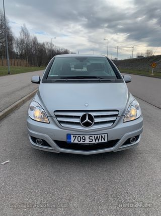 Mercedes-Benz B 180 1.8 80kW