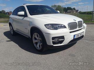 BMW X6 3.0 40D 225kW
