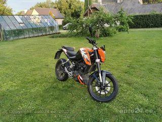 KTM 125 Duke 11kW