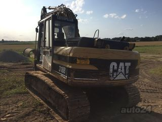 CAT / Caterpillar 318 BL 86kW