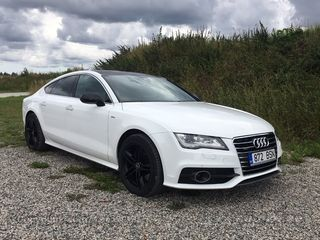 Audi A7 S-Line Black Edition 3.0 180kW