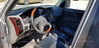 Mitsubishi Pajero 3.2 118kW