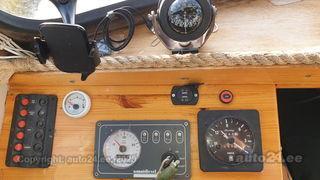 Puidust matkapaat Nanni Kubota HBW 50 15kW
