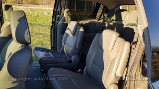 Chrysler Grand Voyager Stow & Go Limited 2.8 110kW