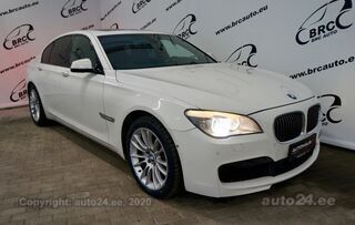 BMW 740 M-Pakett Shadowline 3.0 Bi-Turbo 240kW