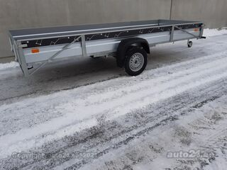 Arcas Trailer CD410-SL/1,5