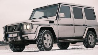 Mercedes-Benz G 400 Ultra Rare Jubilee 1979-2004 Classic 25 4.0 185kW