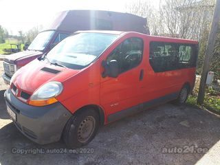 Renault Trafic 1.9 74kW