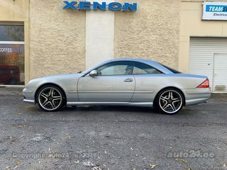 Mercedes-Benz CL 500 AMG Facelift 5.0 220kW
