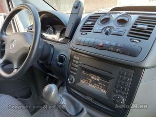 Mercedes-Benz Vito KÜLMIK 2.1 70kW