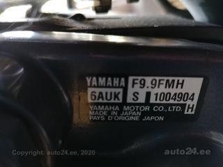 Yamaha 9.9hp 9.9