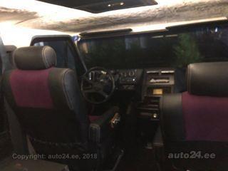 Chevrolet Van CUSTOM PORSCHE PURPLE 6.2