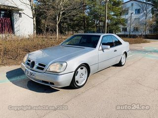 Mercedes-Benz CL 500 C140 5.0 V8 235kW