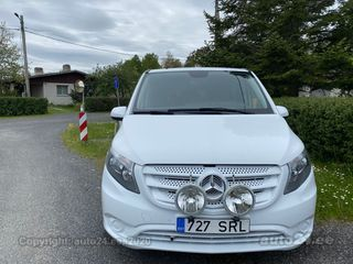 Mercedes-Benz Vito 109 CDI TOURER BlueTec 1.6 65kW