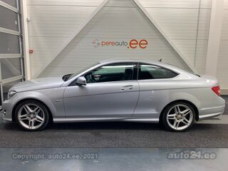 Mercedes-Benz C 180 Coupe AMG 1.8 BlueEfficiency 115kW