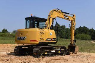 Sany SY75C 7,3 tonni 43kW