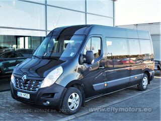 Renault Master 16+1 buss 2.3 dCi 120kW