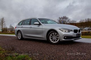 BMW 318 d LCI Facelift 2.0 110kW