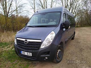 Opel Movano 2.3 110kW