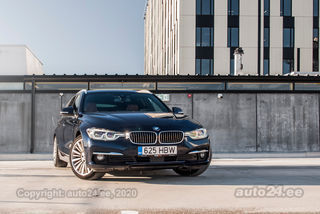 BMW 320 Luxury Line ACC 2.0 140kW